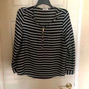 Calvin Klein Stripe Top